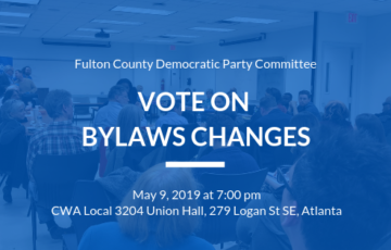 Proposed Updates to Our ByLaws – Vote May 9