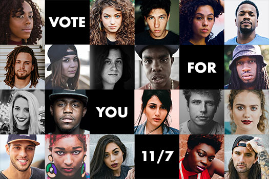 Vote for You – November 7