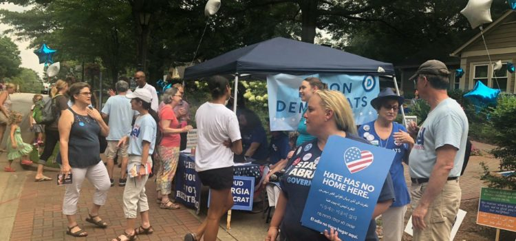 North Fulton Democrats Launch Precinct Organizing Initiative