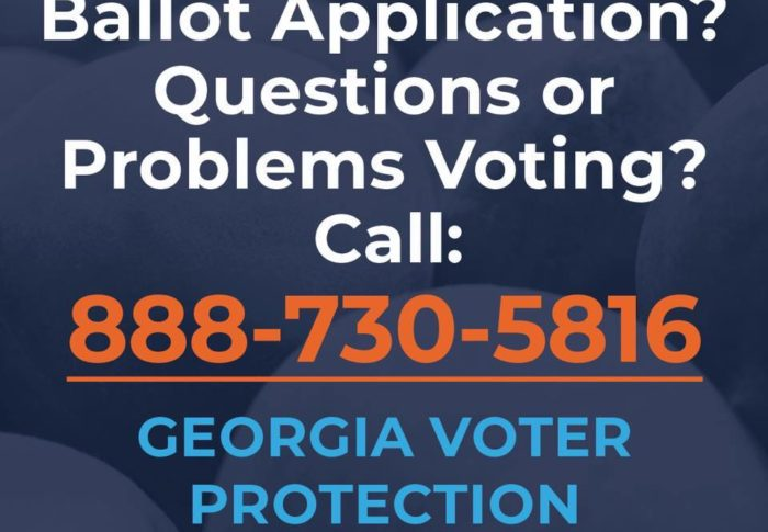 Anyone Can Vote by Mail in Georgia – Here's How